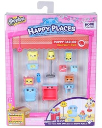 Shopkins: Happy Places - Puppy Parlour Pack