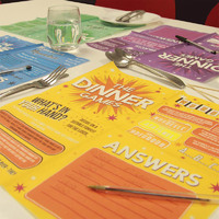 The Dinner Games Table Napkins
