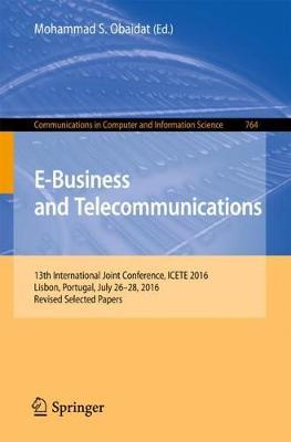 E-Business and Telecommunications image