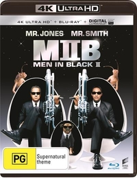 Men In Black 2 on UHD Blu-ray image