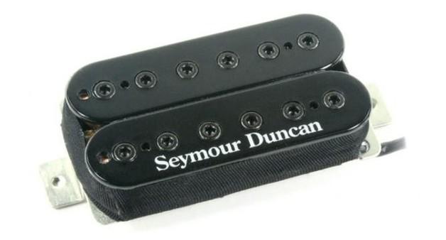 Seymour Full Shred Neck Black