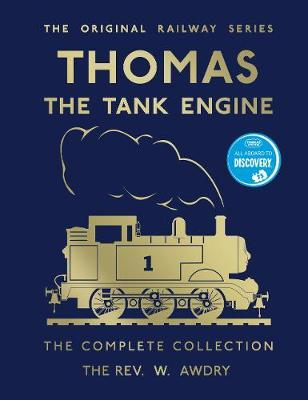Thomas the Tank Engine: Complete Collection 75th Anniversary Edition by Wilbert Vere Awdry