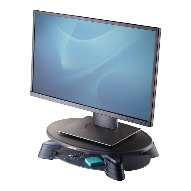 Fellowes: Rotating Monitor Riser