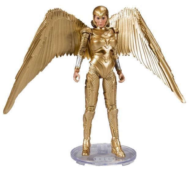 "Wonder Woman 1984: Wonder Woman (Gold Armour) - 7"" Articulated Figure"