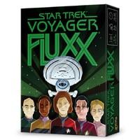 Star Trek: Voyager Fluxx - Card Game