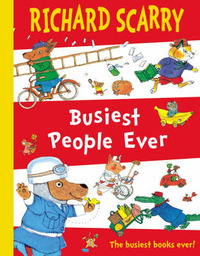 Busiest People Ever by Richard Scarry image