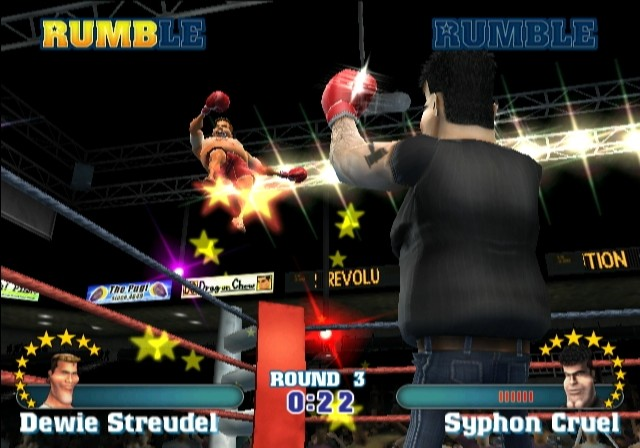 Ready 2 Rumble Revolution for Nintendo Wii image
