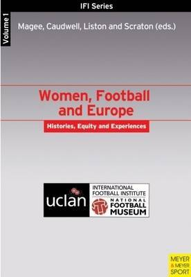 Women, Football and Europe: v.1 by Jonathan Magee image