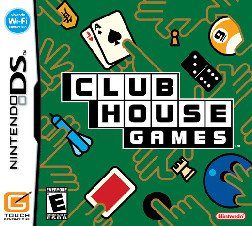 Clubhouse Games for Nintendo DS