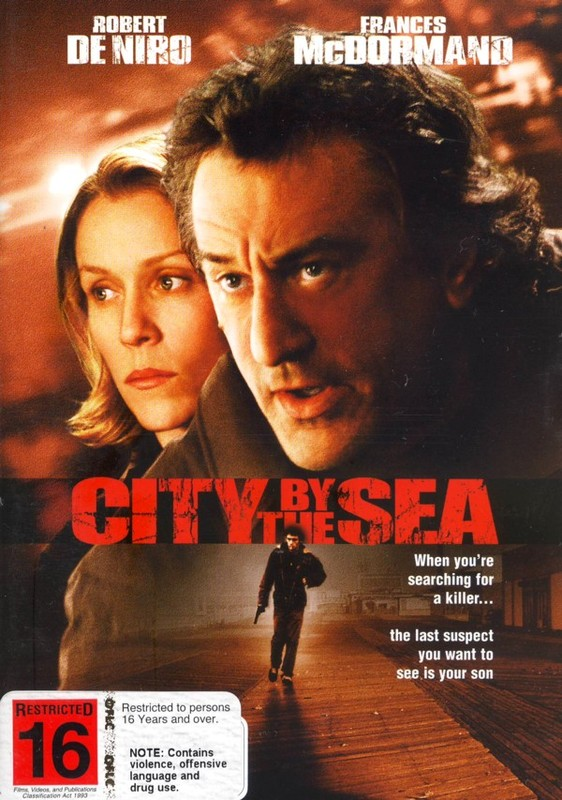 City By The Sea on DVD