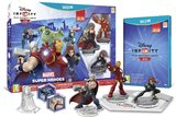 Disney Infinity 2.0: Marvel Super Heroes Starter Pack for Nintendo Wii U
