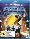 Pixels on Blu-ray, UV