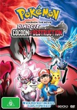 Pokemon the Movie: Diancie and the Cocoon of Destruction on DVD