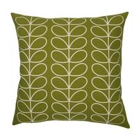 Orla Kiely Linear Stem Cushion Cover - Apple