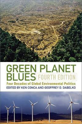 Green Planet Blues: Four Decades of Global Environmental Politics image