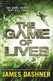 Mortality Doctrine: The Game of Lives by James Dashner