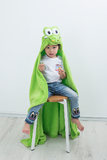Bambury iSpy Hooded Throw (Crocodile)