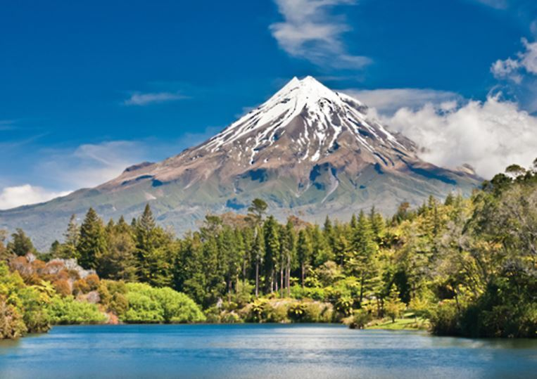 Holdson: Explore New Zealand: Series 2 - Mount Taranaki - 100 Piece Puzzle image