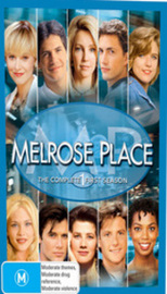 Melrose Place - Season 1 (8 Disc Set) on DVD