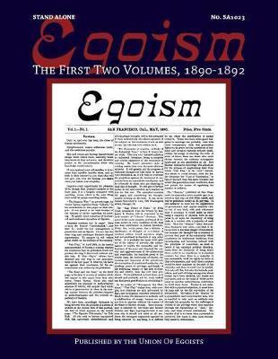 Egoism by Henry Replogle
