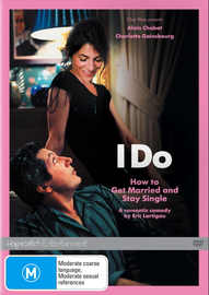 I Do on DVD image