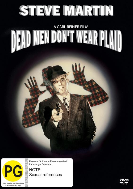 Dead Men Don't Wear Plaid on DVD