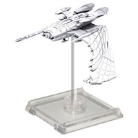 Star Trek: Deep Cuts Unpainted Miniatures - Reman Warbird