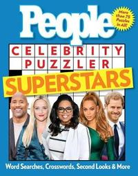 People Celebrity Puzzler Superstars by The Editors of People