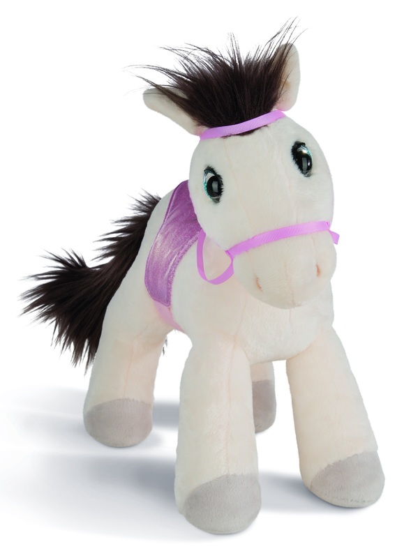 Nici: Horse Ayeta with Saddle - 35cm Plush