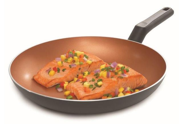 Good Cook: Copper Fry Pan (29.8cm)