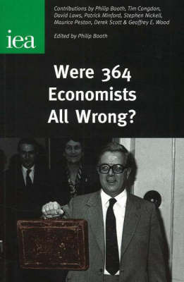 Were 364 Economists All Wrong? image
