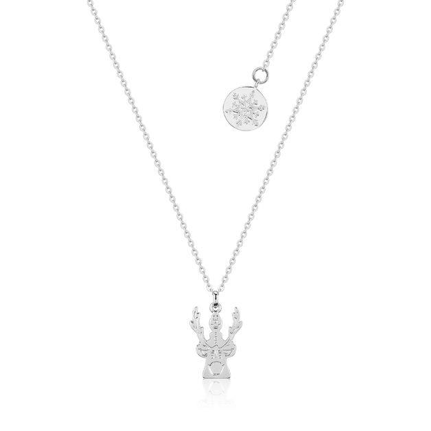 Couture Kingdom: Frozen II Kids Olaf and Sven Necklace