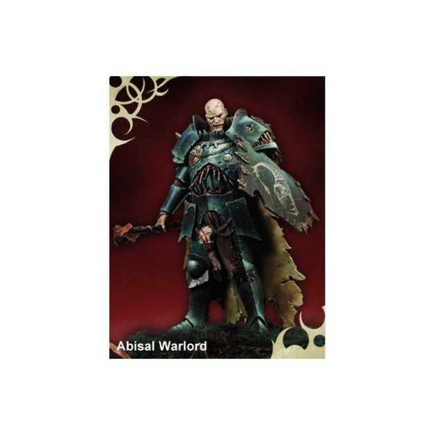 Scale75 1:24 Abyssal Warrior Figure