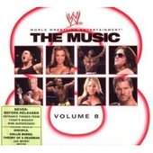 WWE - The Music Volume 8 by Various