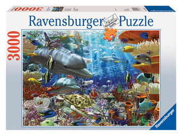 Ravensburger 3000pc Puzzle - Oceanic Wonders