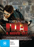 Mission Impossible Quadrilogy on DVD