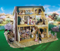 Sylvanian Families - House on the Hill | Toy | at Mighty ...