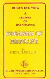 Organon of Medicine: v. III by Tapan Chandra Mondal image