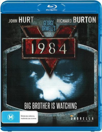 1984 on Blu-ray