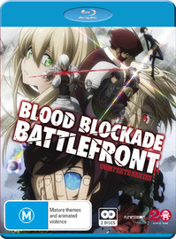 Blood Blockade Battlefront - Complete Series on Blu-ray