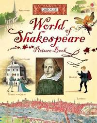 World of Shakespeare Picture Book [Library Edition] by Rosie Dickins