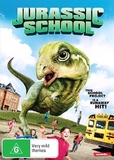 Jurassic School on DVD