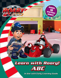 Learn with Roary! ABC image