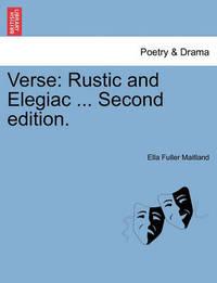 Verse by Ella Fuller Maitland