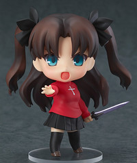 Fate/Stay Night: Nendoroid Rin Tohsaka - Articulated Figure