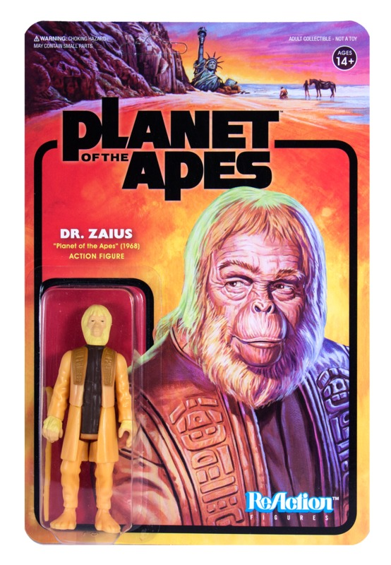 Planet of the Apes: Dr. Zaius - ReAction Figure