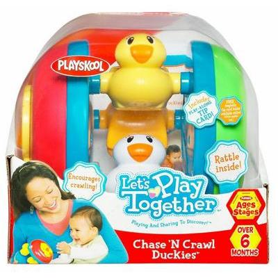 Playskool Chase and Crawl Duckies image