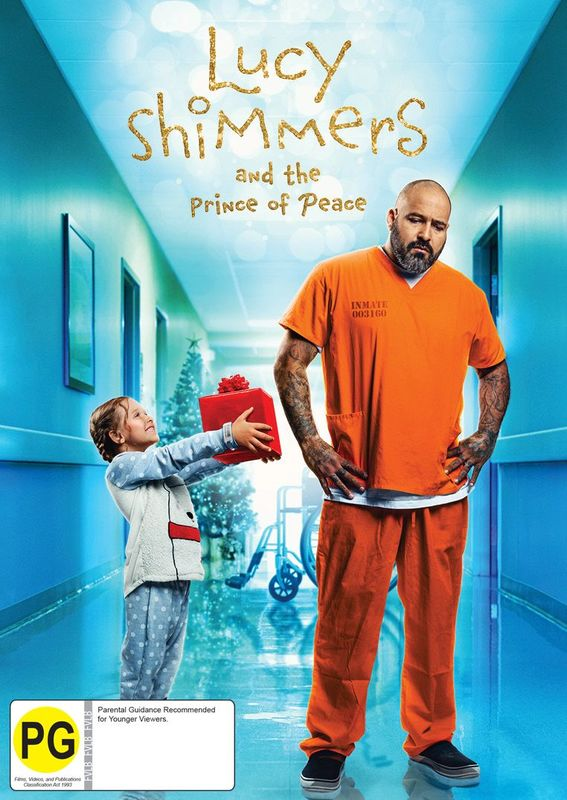 Lucy Shimmers And The Prince Of Peace on DVD