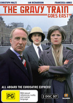Gravy Train Goes East, The (2 Disc Set) on DVD
