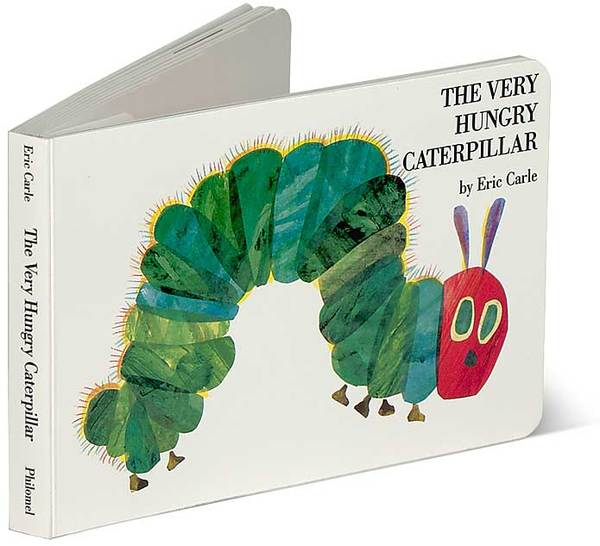 The Very Hungry Caterpillar Gift Set (Board Book + Toy) by Eric Carle image
